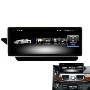 Auto Audio System Monitor Für 2013 2014 2015 2016 2017 2018 2019 LHD Benz w212 Touch Screen Android 8,0 64G HD Auto Gps Navigation
