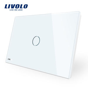 Wifi Smart Dinding Touch Lampu Dimmer Switch untuk Australia