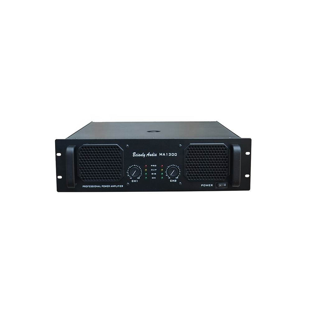 Kelas h power amplifier 2000 w pa speaker amplifier