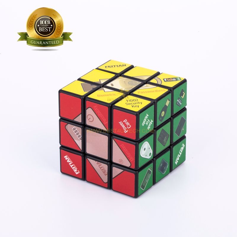 Educational Toys IQ Personalized Custom Plastic Magic Puzzle Speed Cube