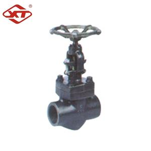 Forged Steel Bolt Bonnet 800LB Socket Weld Globe Valve Price