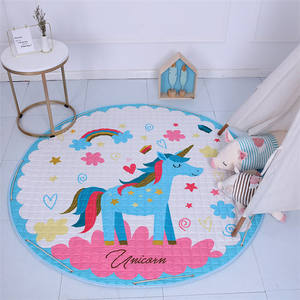 Polyester Indoor Kids Play Climb Carpet Baby Soft Carpet