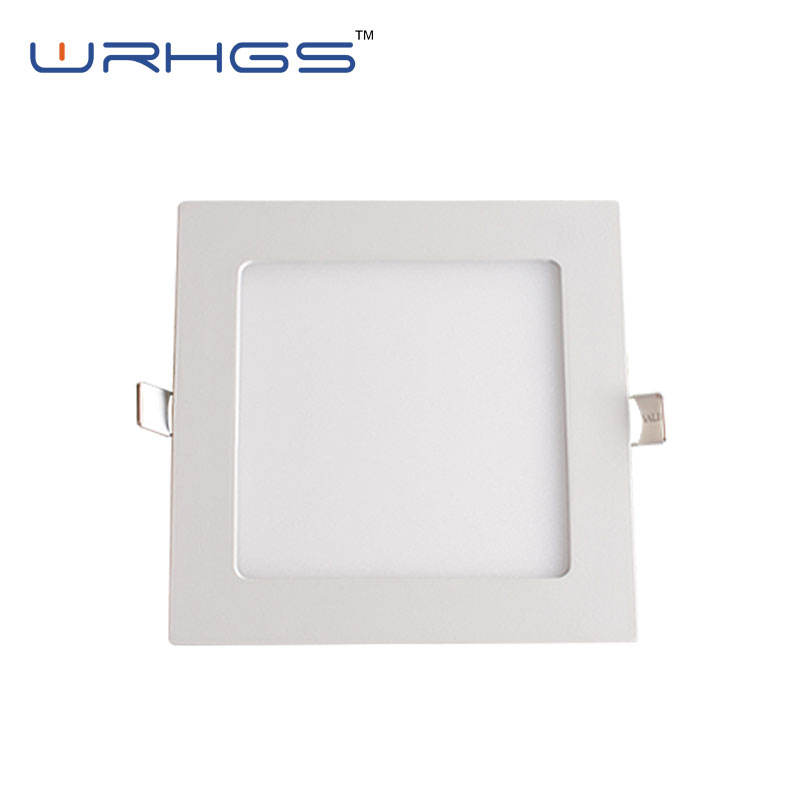 Square Led Panel Lights small ultra thin recessed ceiling downlight flat panel lamp 20x20