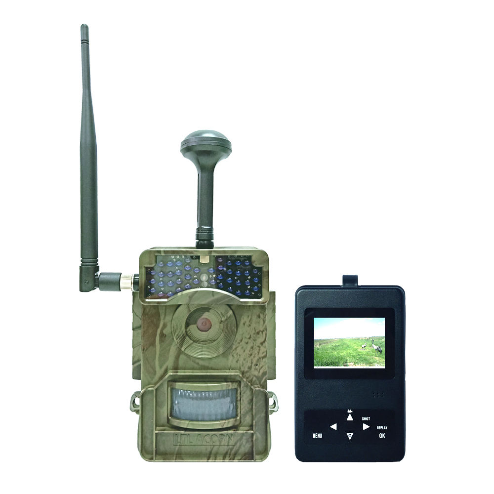 Zhuhai Ltl Acorn HD night vision infrared 4G hunting trail camera with GPS Photo-Traps