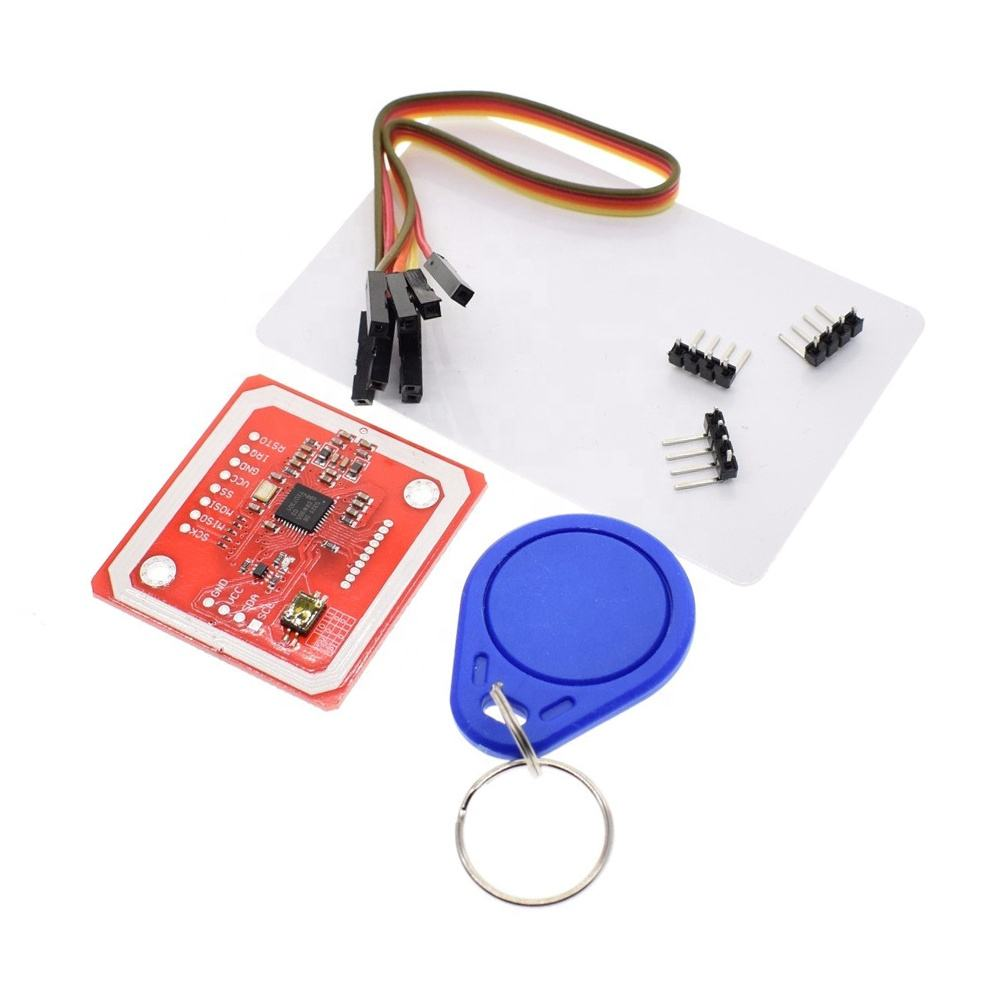 PN532 NFC RFID Wireless Module V3 User Kits Reader Writer Mode IC S50 Card PCB Anttenna I2C IIC SPI HSU