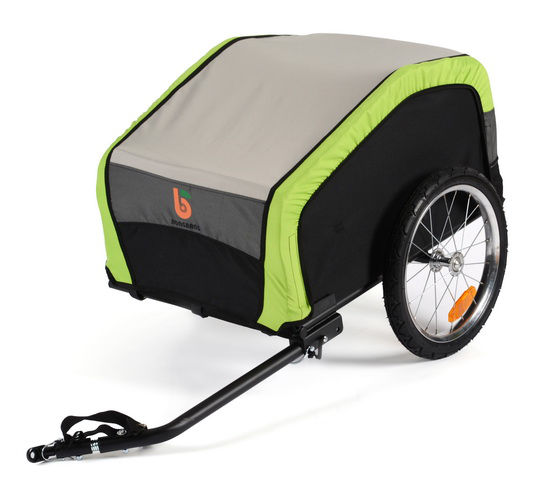 TUV/GS aprovel high quality outdoor bicycle trailer foldable cargo trailer
