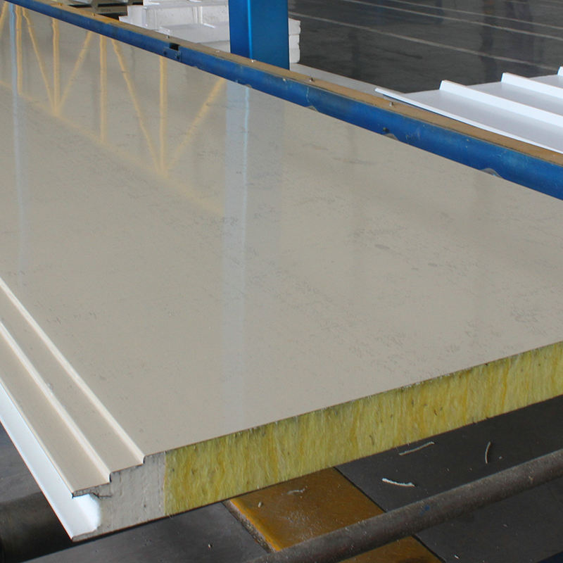 Fiberglass glasswool wallwool pannell sandwich panels for sale in egypt Wholesale China