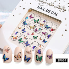 39 Species Different Decorations, Different Accessories 3d Nail Art Decal/Nail Arts Decal Sticker/Decal Sticker Nail stickers