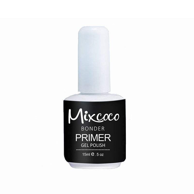 Mixcoco Gel nueva llegada polaco Amazon <span class=keywords><strong>alta</strong></span> calidad Bonder Gel Uv Soak Off orgánico Nail Primer