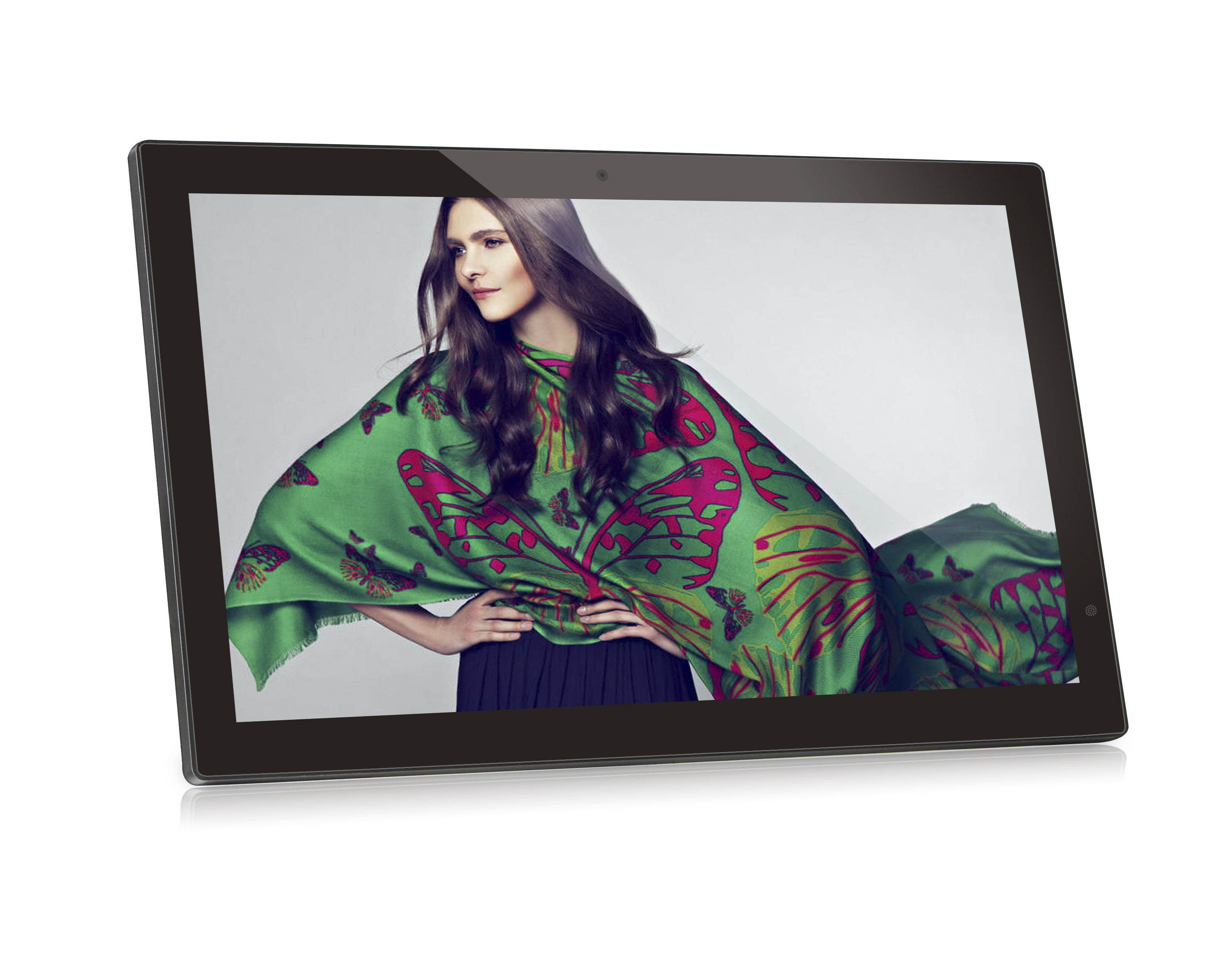21.5 inch OEM LCD Touch Screen Monitor Manufacturers Capacitive Touch Commercial Display MSTV59 Controller