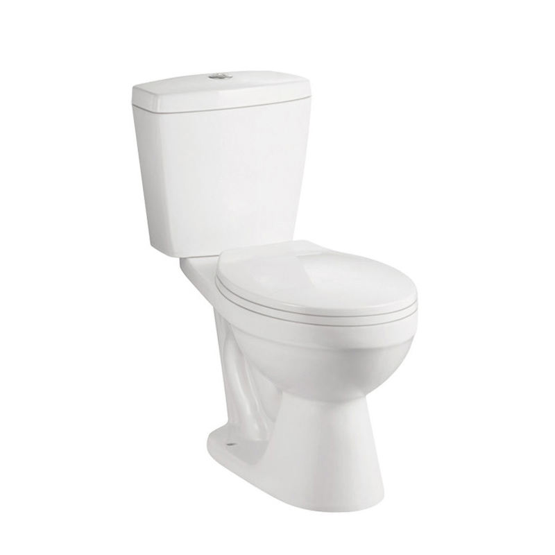 New Models Quality Two Piece Ceramics Toilet For Bathroom Sanitary Ware