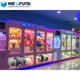 Neofuns Newest Huge Scissor Machine Large Plush Toy Vending Machine Large Toy Cutting Game Machine for Shopping Mall