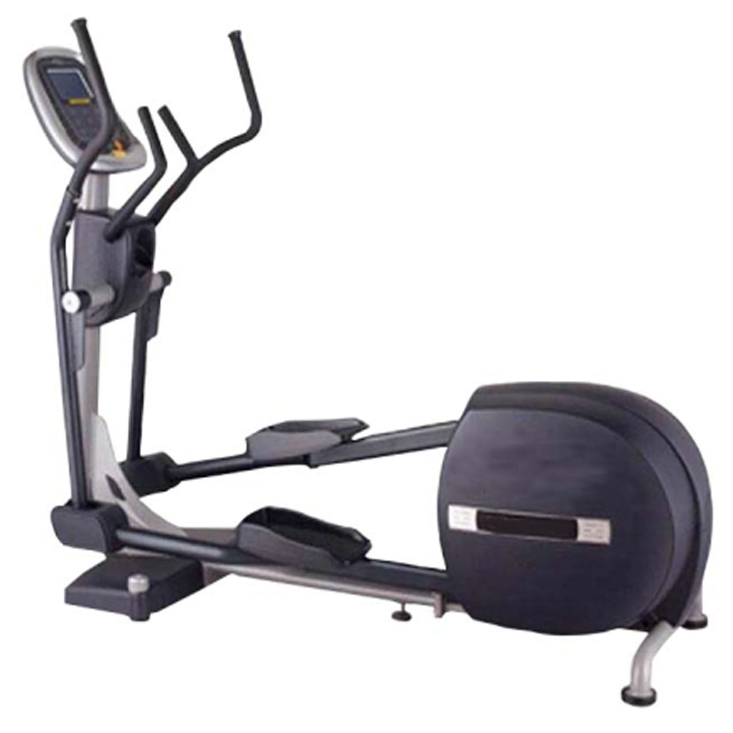Ganas Heavy duty cross trainer/elliptical exercise machine orbital elliptical bike