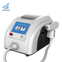 Beauty tattoo removal laser machine