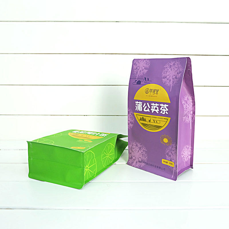 custom images stand up massive gainer powder bag pouch with food grade material