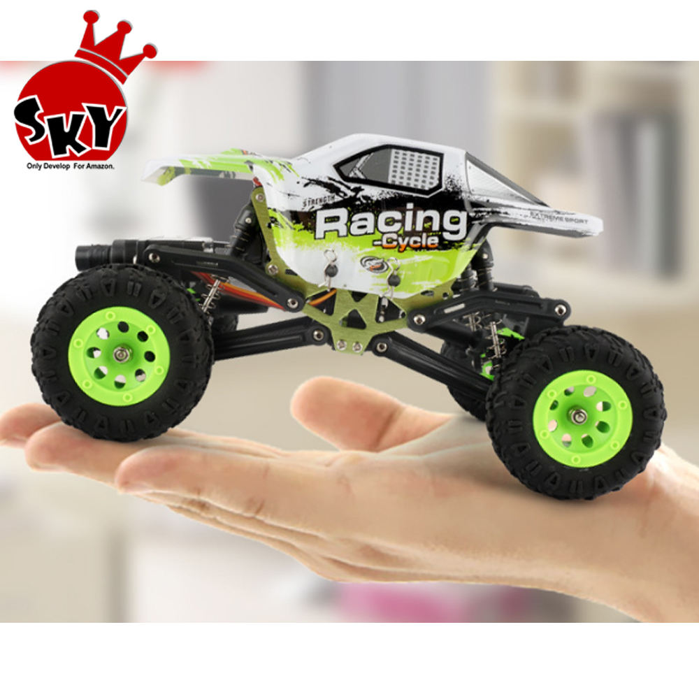scale model cars 1:24 Multi-terrain High Speed Off Road Remote Control Beetle Car RC Car Vehicle Toy for kids