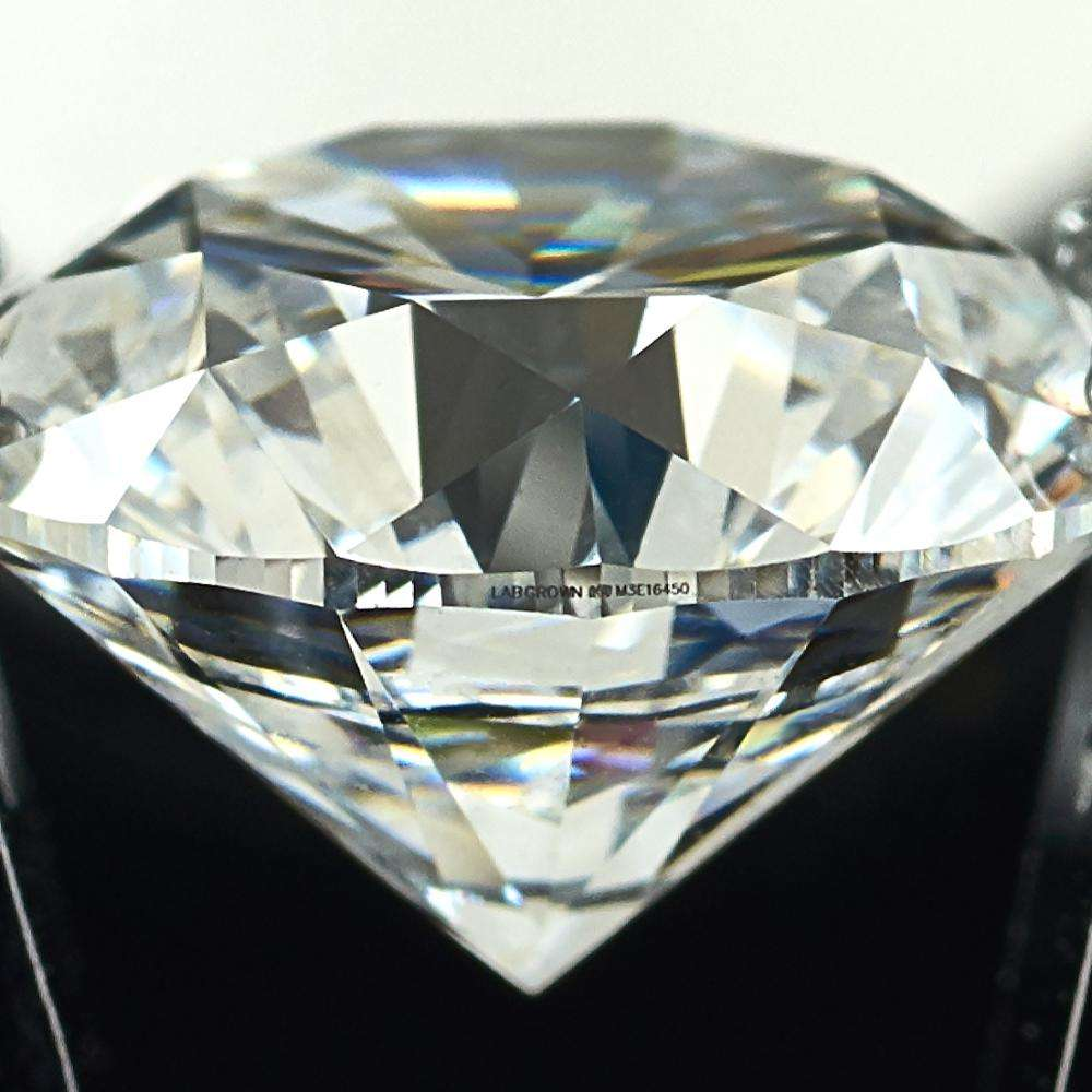 GIGAJEWE diamond cvd hpht White polished diamonds lab grown round cushion brilliant cut man made Diamond