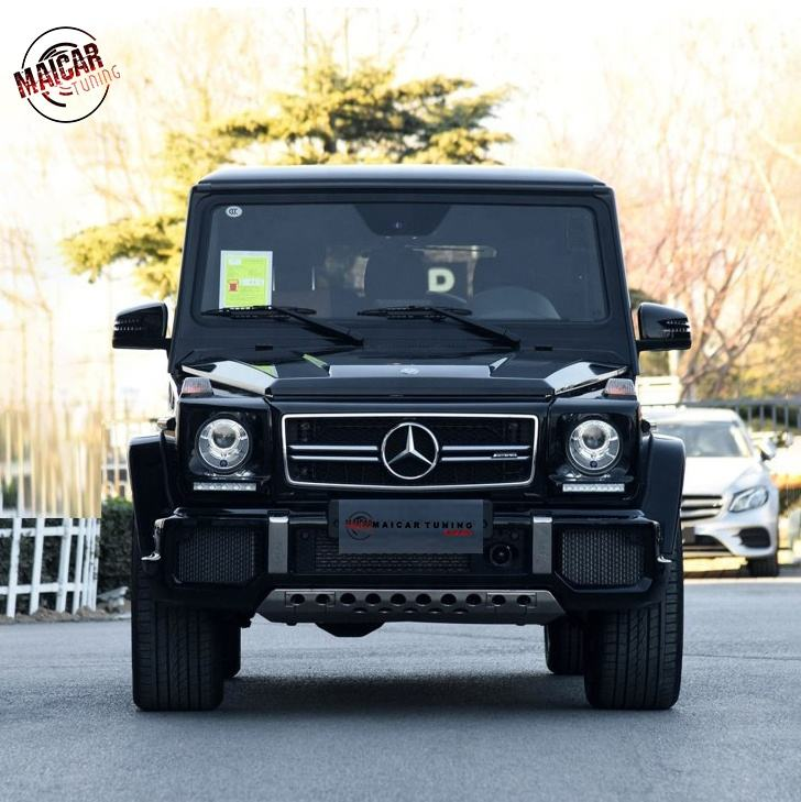 W463 A-style body kit for Mercedes-Benz G-class W463 2015-no