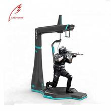 Earn Money 9d VR Motion Walking Platform 9dvr Shooting Simulator Kat Walk 9d Simulator 9d VR Virtual Reality VR Simulator