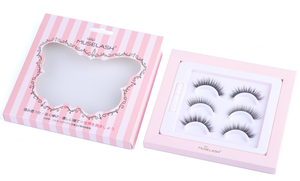 Free Samples cheap 3d mink eyelashes Made In China Low Price