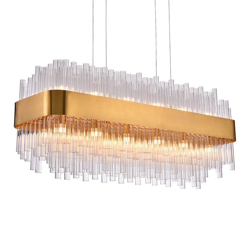 Elegant design european luxury high quality living room crystal chandelier