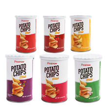 chips snacks private label potato chips