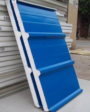 150mm eps sandwich roof panels insulated cladding panel