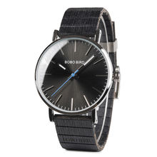 Wooden watch quartz 3 color available woman man watch