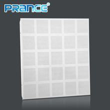 Novel ceiling decoration, plaid perforated metal ceiling tiles