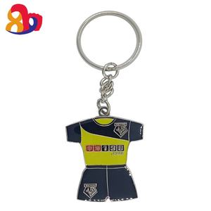 Wholesale Custom Fashion Blank Souvenir metal keychain