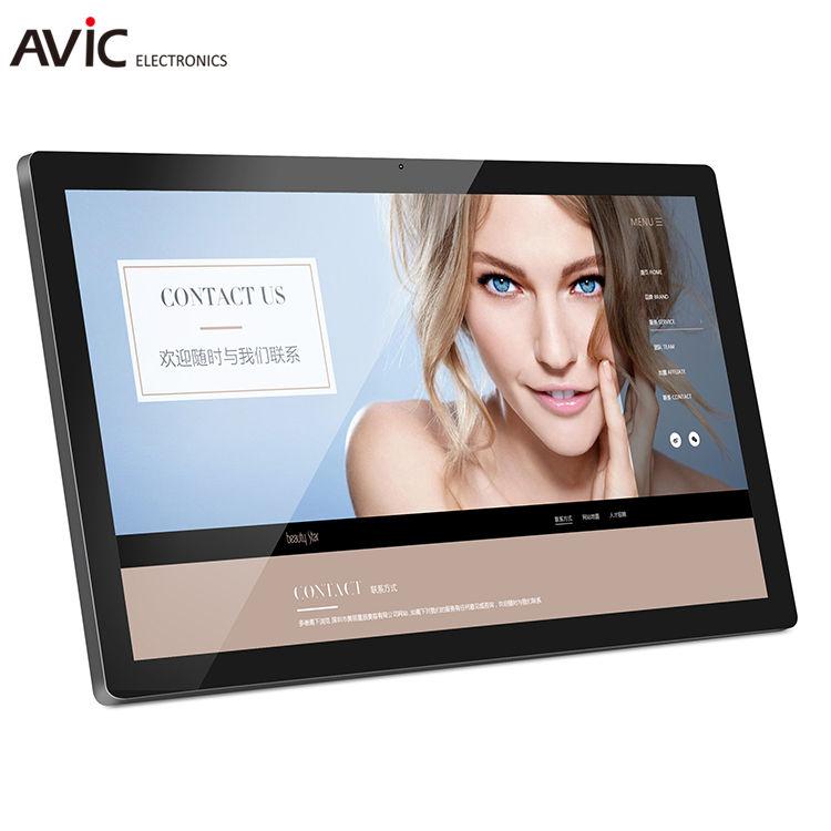 27 인치 Tablet Pc Rk3128 안드로이드 6.0 1280*800 Ips 10 점 Touch Screen 태블릿