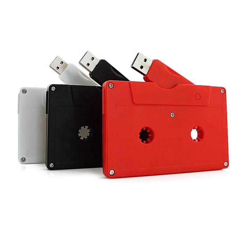 Kreative nostalgische Fantasiekassette mit USB-Flash-Laufwerk