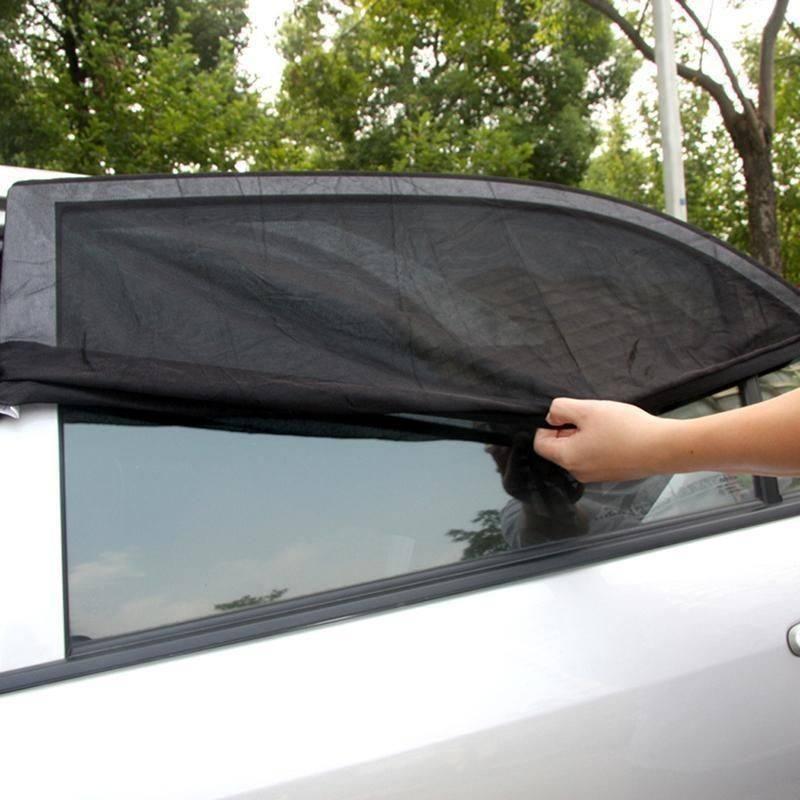 Front Window Car Windscreen UV Laser Foil Sun Shade Block Screen for Mazda 2
