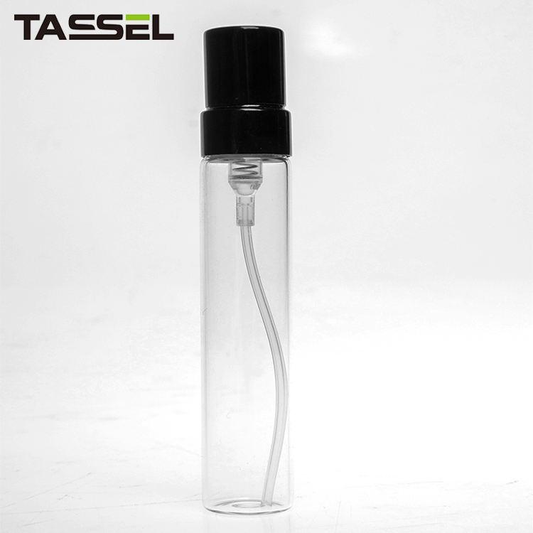Маленькая стеклянная бутылка брызг 7 мл (3 мл ~ 10 мл) флакон духов стеклянный с распылителем