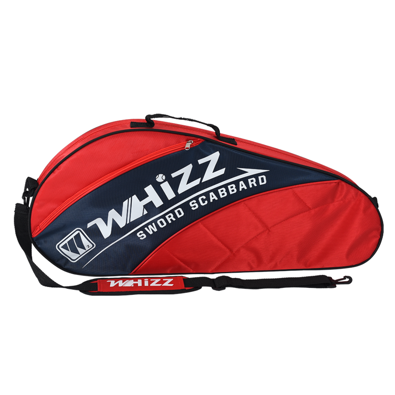 Padded top handle large capacity tennis racket bags