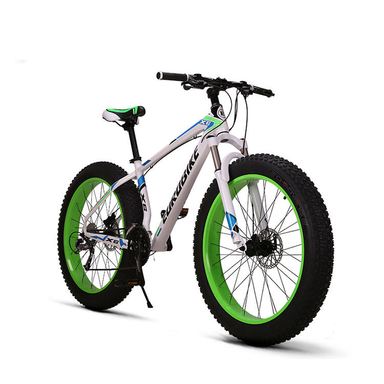 Chinese high quality mtb fat bicycle 26*4.0 fat bike/adult chopper bicycle beach cruiser bike