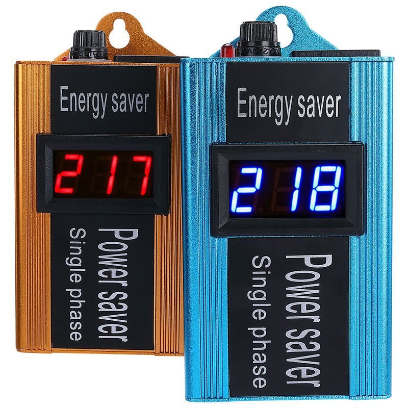 100kw Smart Intelligent Efficiency Home Appliance Electronic Energy Saver Electricity Saving Box Power Savers 90V-250V