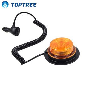 Rotating beacon light 12v 24v LED School Bus Light LED Mini Beacon