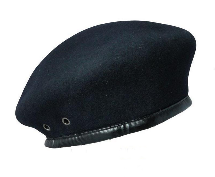 Military New Wool Solid Color Beret caps Tactical Female Bonnet haps