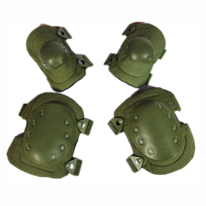 Militaire tactique de protection coude et genouillères armée utiliser
