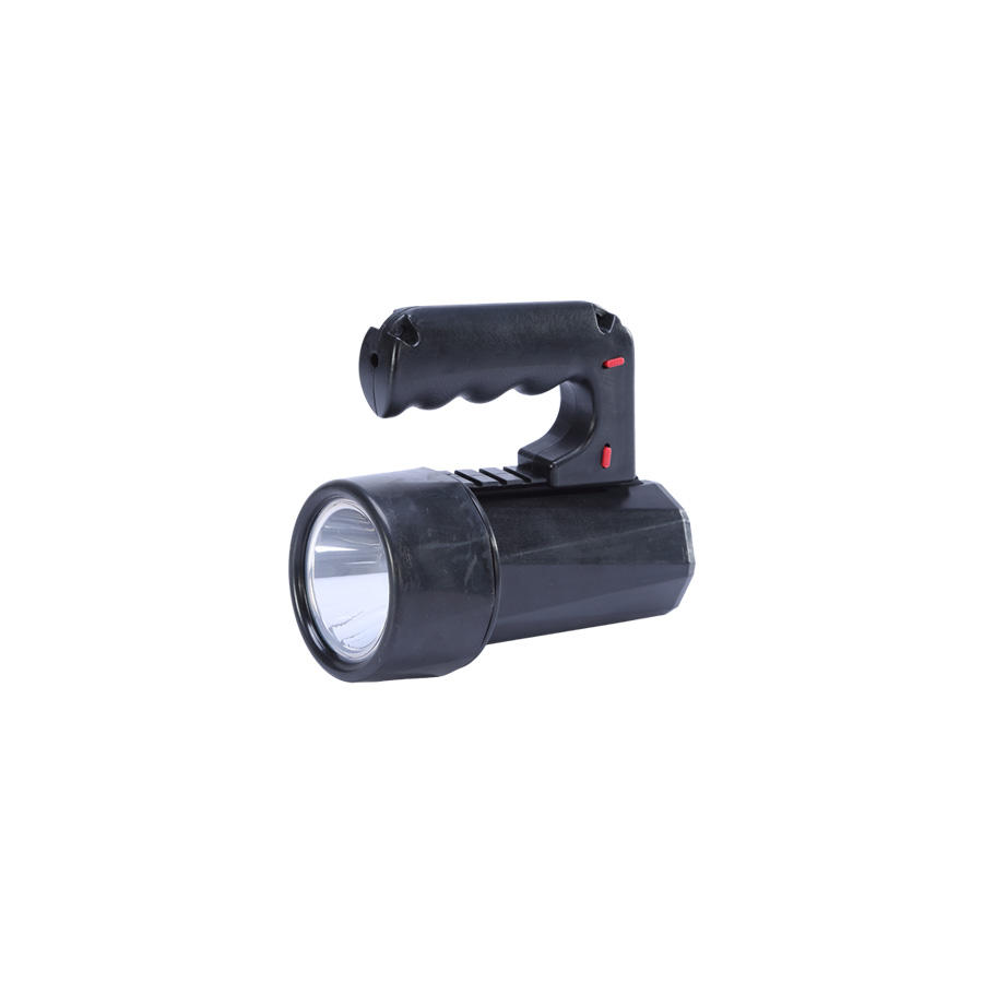 most popular items fire emergency light led flashlight 10w rechargeable torch 5JG-9910