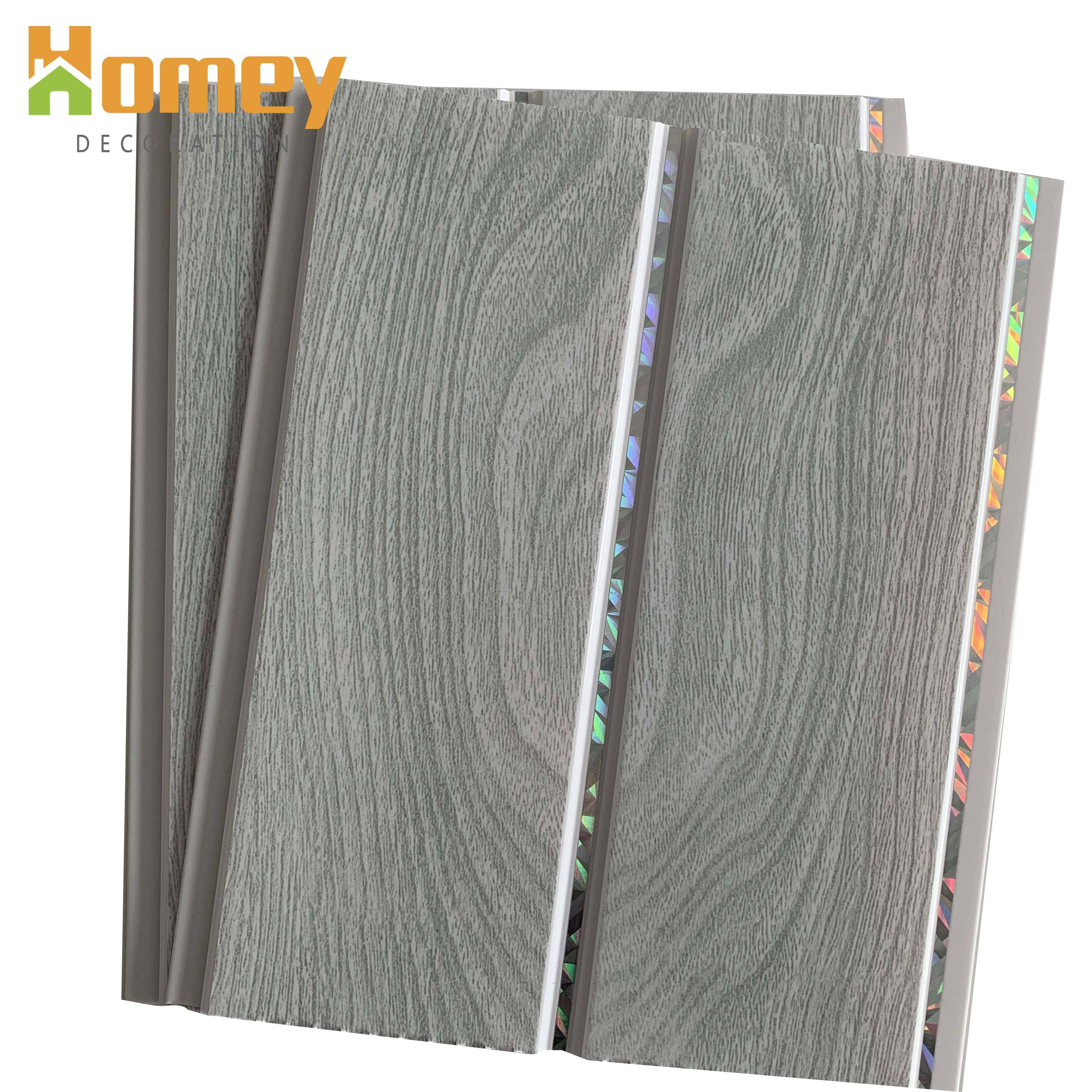 Hot sell Color PVC Plastic Ceiling Panel for indoor decoration