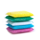DH-A2-1 high quality Kitchen scrubber useful cleaning sponge scourer scrub power sponge
