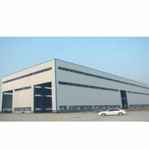 2019 hot sale Cheap two story steel structure warehouse manufactured in China