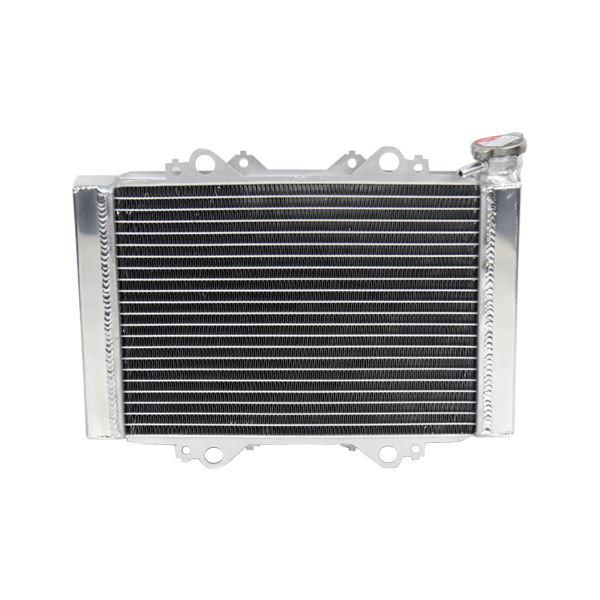 For Kawasaki KFX450 KFX450R KFX 450 R 2008-2012 08 09 10 11 12 Aluminum Radiator