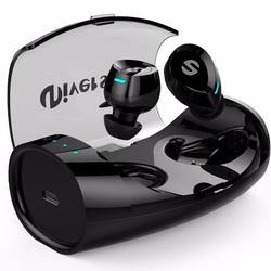 2019 Wireless earbuds with in ear style Bluetooth 5.0