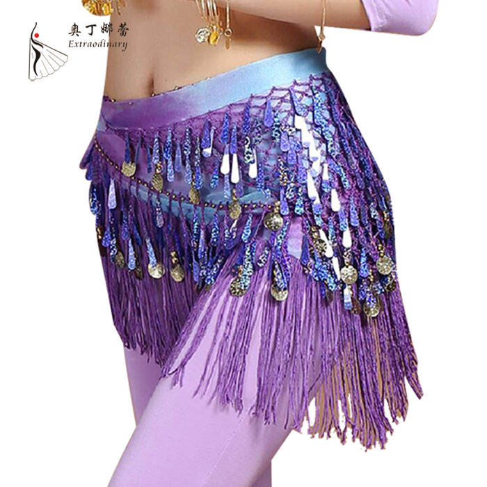 Wholesale 15 Pcs Belly Dance Canes Sticks Egyptian Decorated Sequins Beads