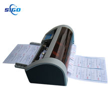 SIGO SG-B001 visiting card cutting machine price