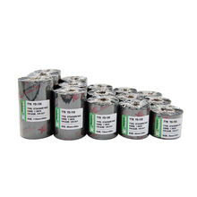 China low price products premium ink film ribbon type cfp11 black ink ribbon for printers
