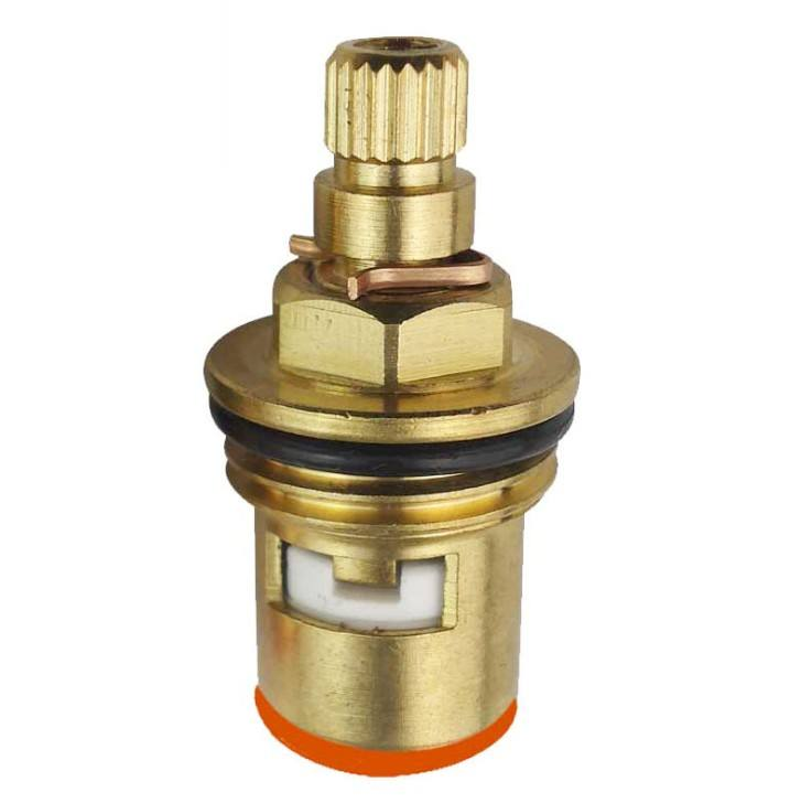 Home Kitchen Tap Fittings Brass Valve Core Ceramic Disc Cartridge
